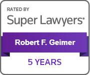 Super Lawyers 5 Year
