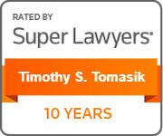 Super Lawyers 10 Year