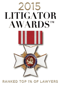 2015 Litigator Awards