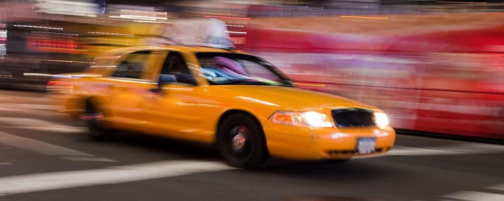 Illinois taxi cab accident injury attorneys