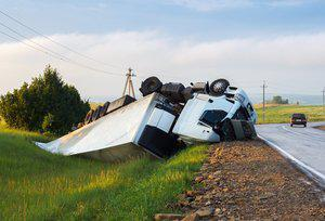 trouble with truck accidents, Chicago personal injury lawyer